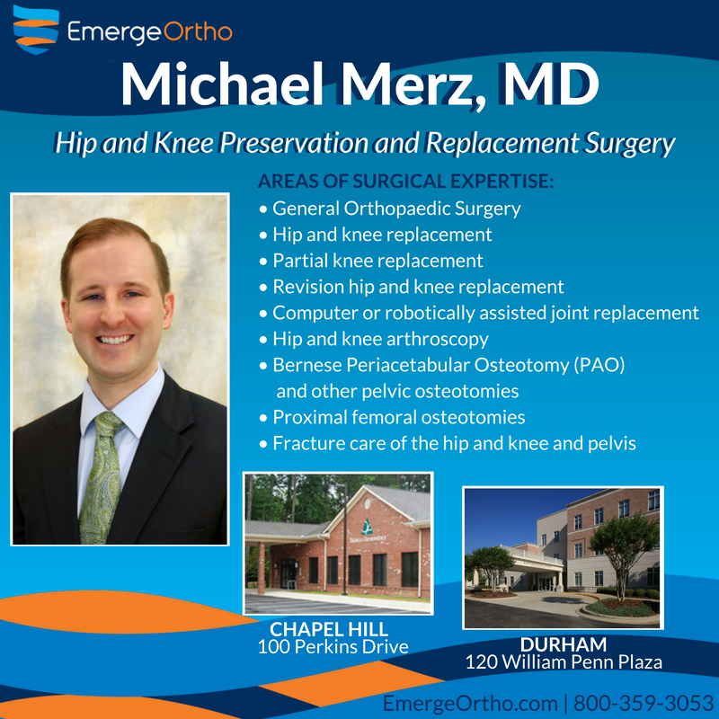 New Physician: Welcome, Dr. Michael Merz!