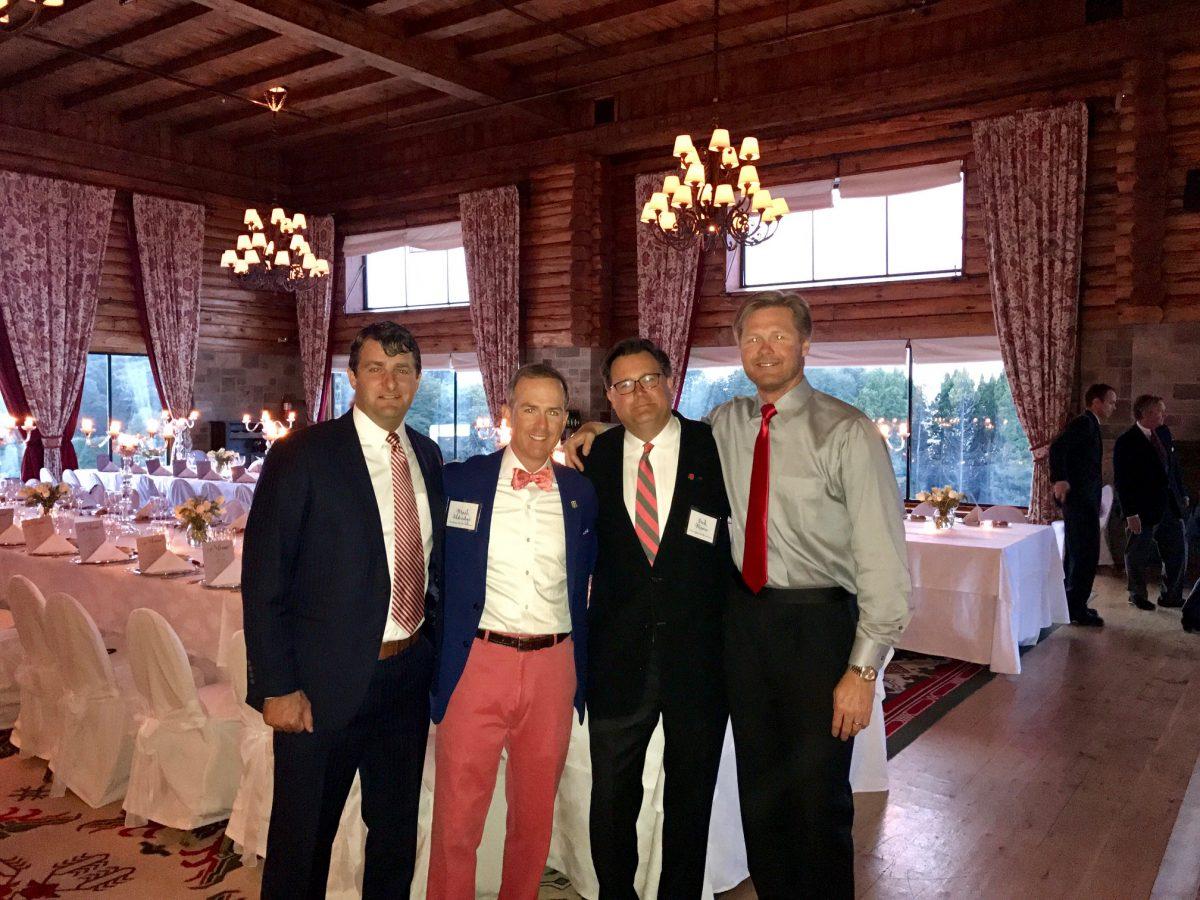 EmergeOrtho physicians at the 9th Triennial Meeting of the Duke Hand Club!