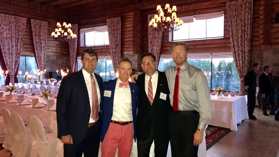 EmergeOrtho physicians at the 9th Triennial Meeting of the Duke Hand Club!