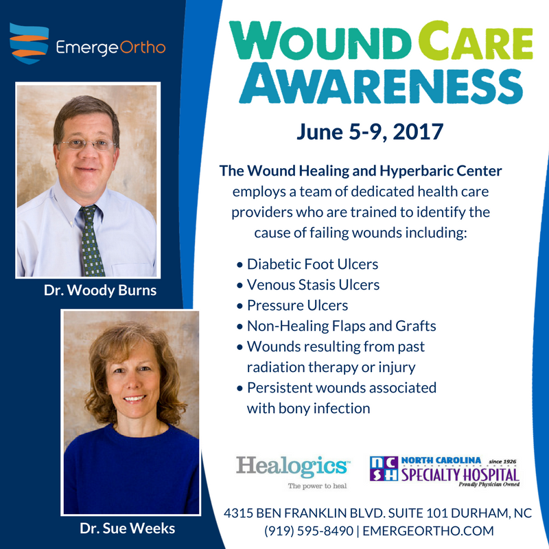 It's Wound Care Awareness Week 2017!