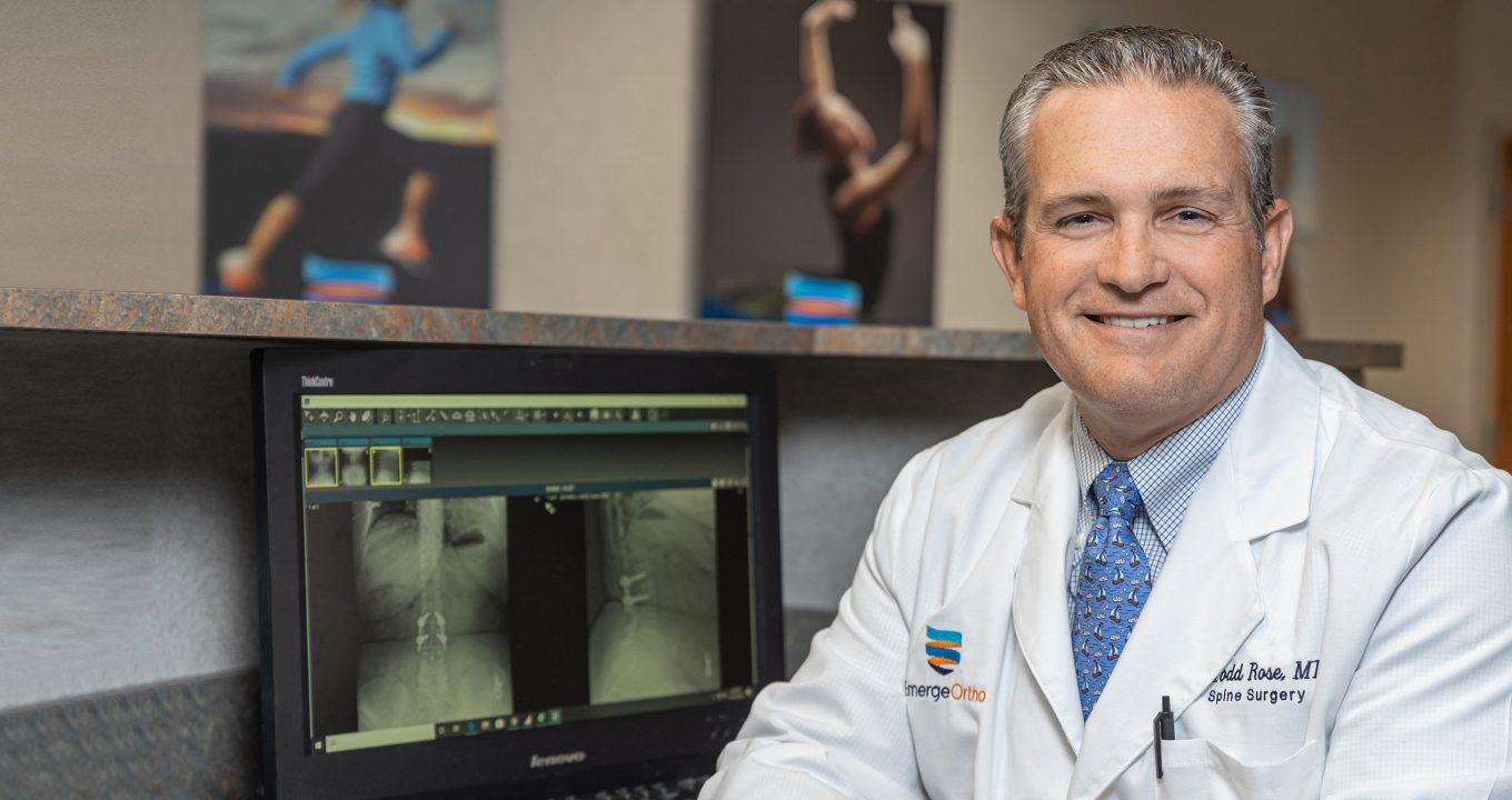 D. Todd Rose, MD