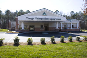 Triangle Orthopedics Surgery Center