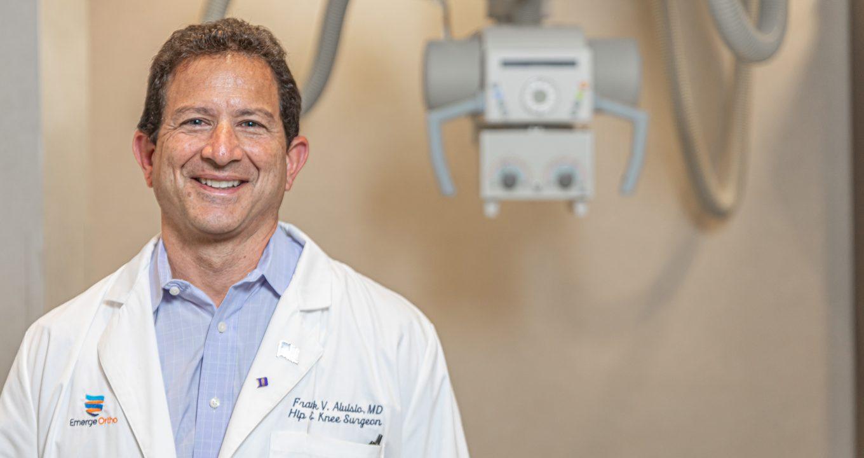 Frank V. Aluisio, MD