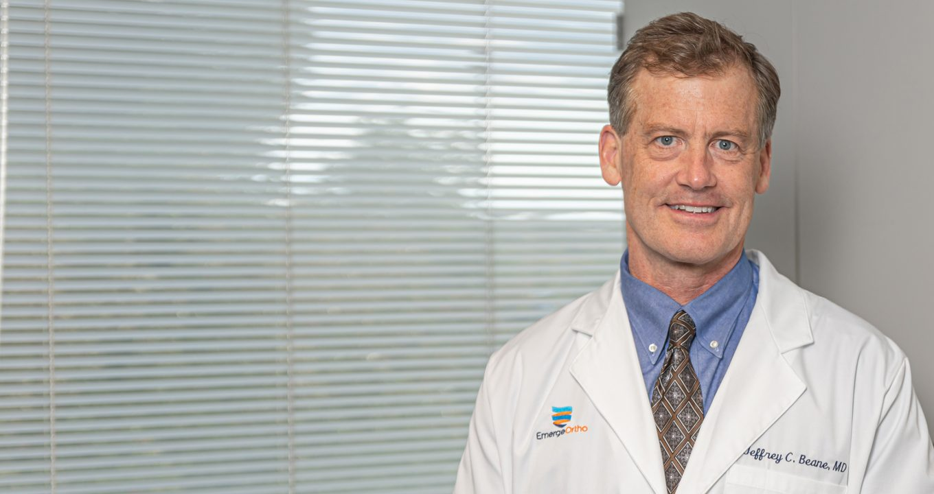 Jeffrey C. Beane, MD