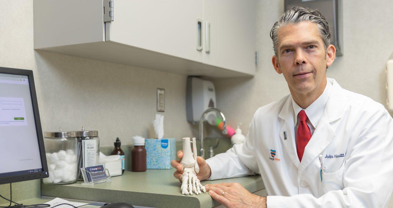 John D. Hewitt, MD, CF-MDL1