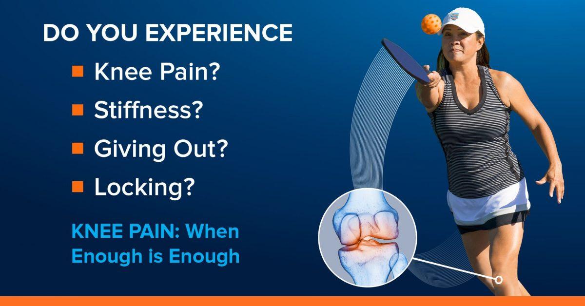 EmergeOrtho Wilmington Seminar Series: Knee Pain