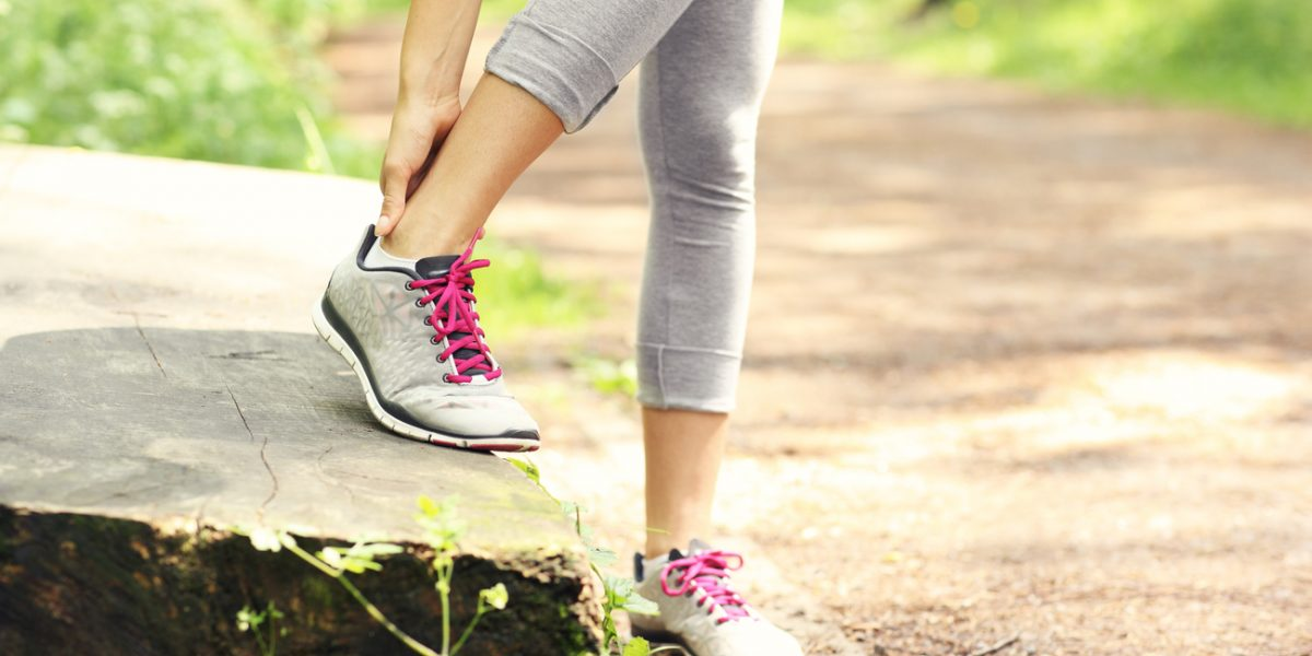 Three Steps for Avoiding Ankle Pain This Autumn