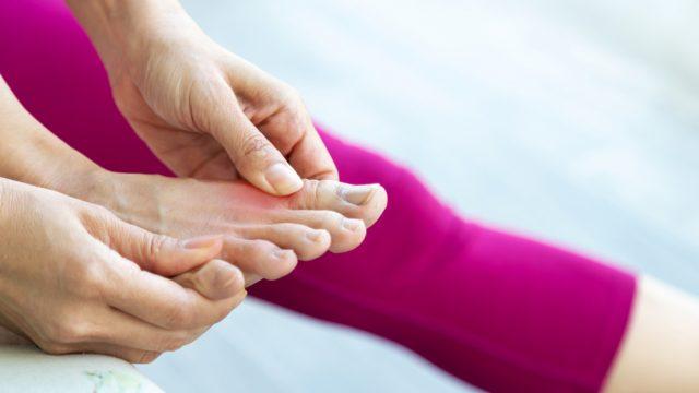 Big Toe Repair & Replacement