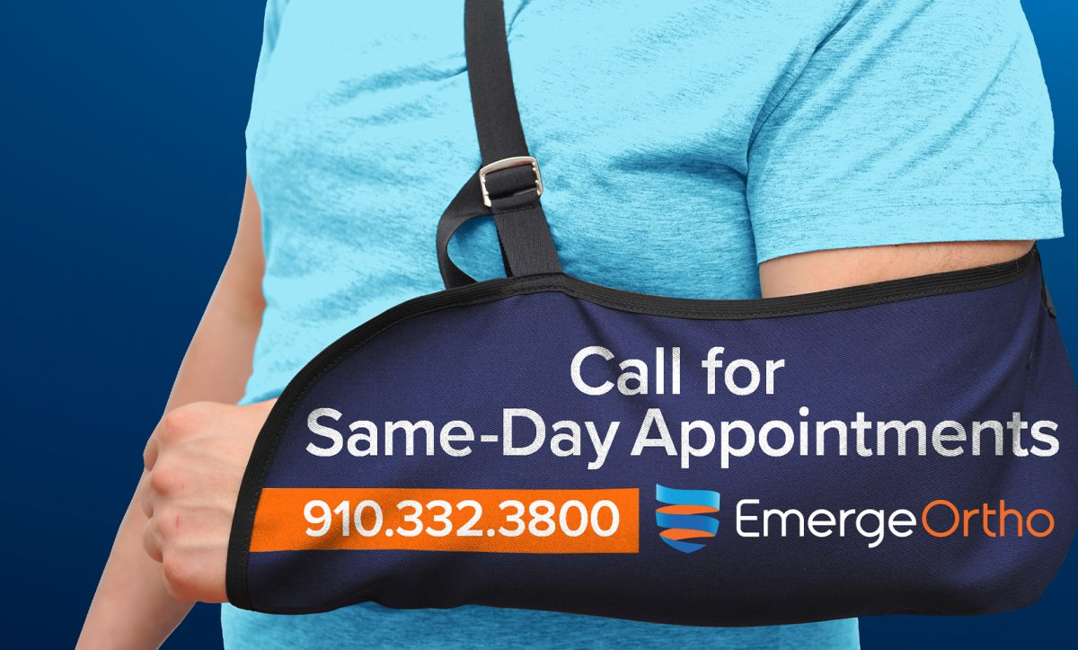 Wilmington Region offers VIRTUAL (Telemedicine) Office Visits, Same Day Appointments and Orthopedic Urgent Cares