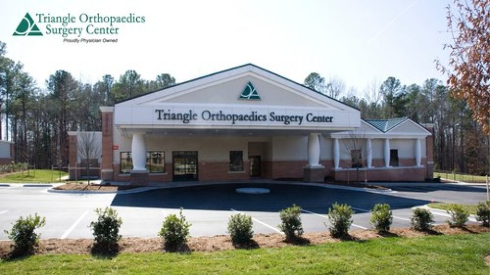 Triangle Orthopaedics Surgery Center Achieves AAAHC Advanced Orthopaedic Certification